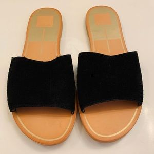 Dolce Vita Suede Sandals size 9